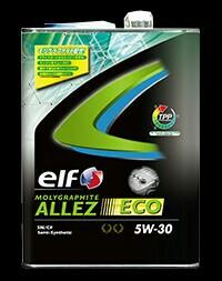 elf MOLYGRAPHITE ALLEZ ECO 5W-30
