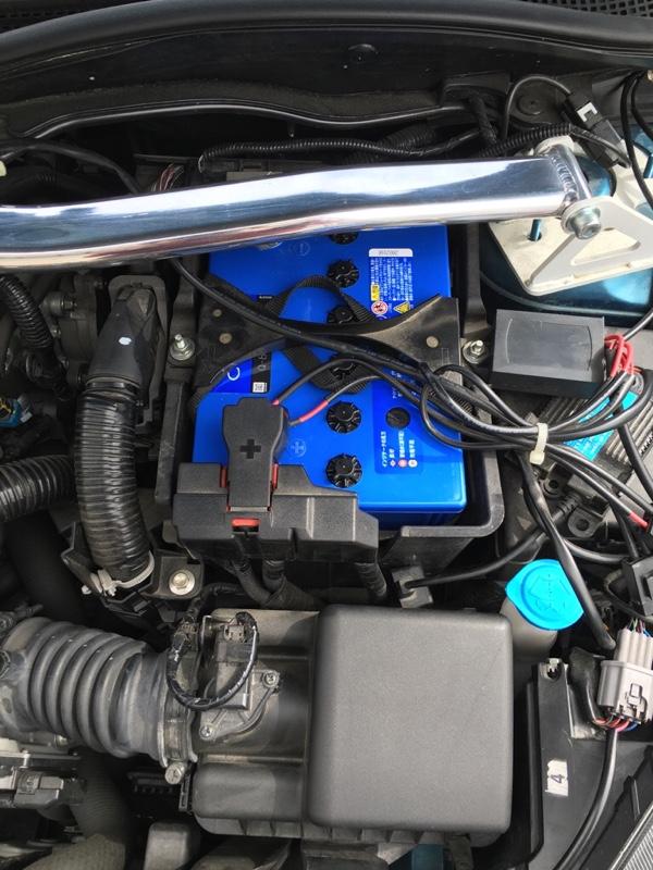 Panasonic Blue Battery caos PRO N-Q85/AS(95D23L)