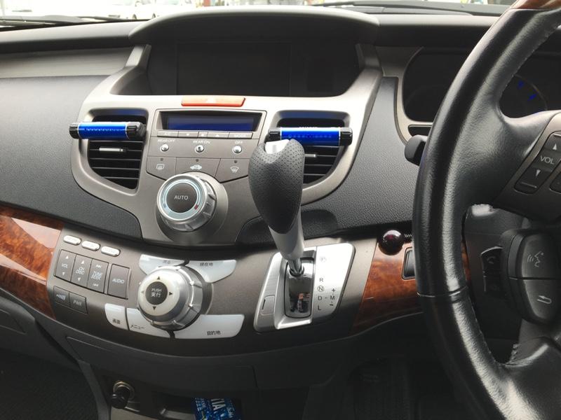 Modulo / Honda Access シフトノブ 本革製