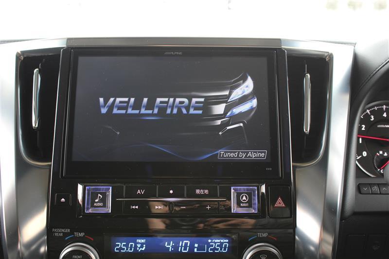 ALPINE BIGX プレミアム EX10-VE-B