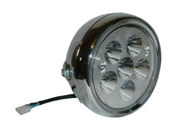 不明 バイク用LEDヘッドライトキット