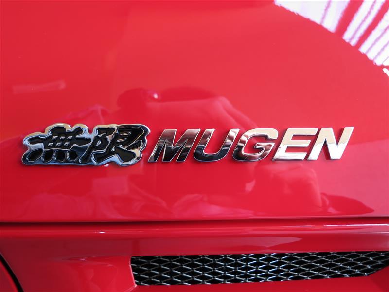 MUGEN / 無限 MUGEN Metal Logo Emblem