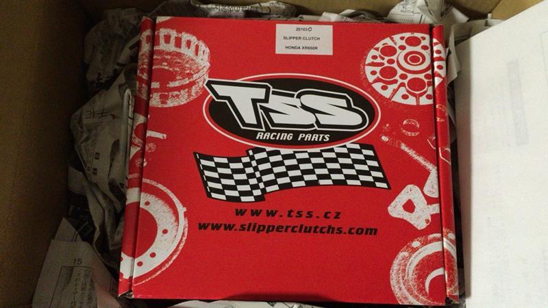 TSS スリッパークラッチ Slipper Clutch Kit
