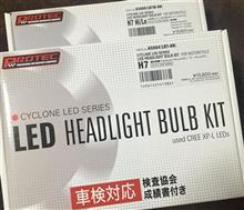 Ninja1000Protec(プロテック) LED ヘッドライト Lo二眼化の単体画像