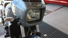 ZRX1100Sphere Light バイク用スフィアLEDの全体画像