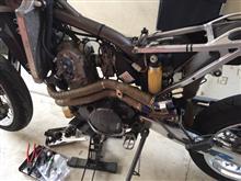 SM610純正チタン レースオプションの単体画像