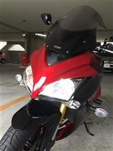 GSX-S1000F ABSIMPACT インパクト バイク用LEDヘッドライト H4/H7用の全体画像