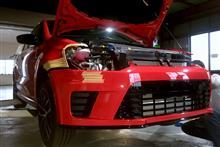 ポロVW  / フォルクスワーゲン純正 POLO R WRC Street バンパーの全体画像