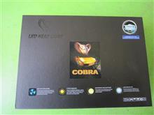 セントラCOBRA H13 LEDヘッドライトバルブの単体画像