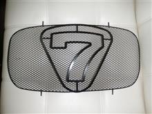 その他ケーターハム(純正) ノーズコーングリル 7マーク メッシュ仕様の単体画像