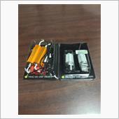 ピカキュウ ハイブリッド車対応 LEDバルブ T20S HYPER SMD 30連 シングル 無極性 LEDカラー:アンバー