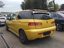 145レーシングハマー GTフラップの全体画像