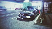 ランサーエボリューションVII三菱自動車(純正) ランサーエボリューションⅨ MR 純正バンパーの全体画像