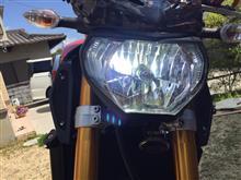 MT-09Sphere Light LED 6000kの単体画像