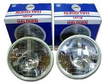 ケント1600KOITO / 小糸製作所 電球交換式ハロゲンヘッドランプユニット 12V HSSB-16-12HPの単体画像