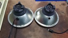 ケント1600KOITO / 小糸製作所 電球交換式ハロゲンヘッドランプユニット 12V HSSB-16-12HPの全体画像