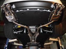 ギブリiPE / Innotech performance exhaust iPE 可変バルブ マフラーの単体画像