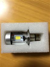 SL230e-auto fun LEDヘッドライト H4 2000Lm×2SMD ホワイトの単体画像