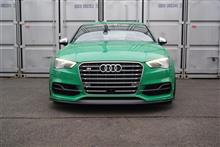 S3(セダン)Audi純正(アウディ) S3 USグリルの単体画像