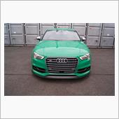 balance it Audi S3/A3 Sline (8V) 2014-2016 Front Lip Spoiler