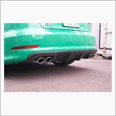 balance it Audi S3/A3 Sline SEDAN(8V)2013-2016 Rear Diffuser Ver2