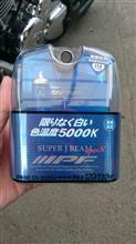 スティード400IPF SUPER J BEAM  specR H4 5000Kの単体画像