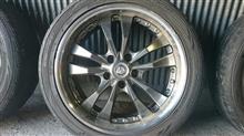インスパイアperformance  wheels モデル名不明の全体画像