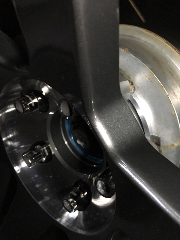 AUTOBACS FIXED ホイールスペーサー5mm
