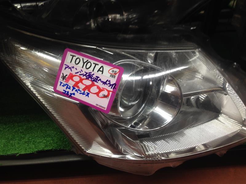 トヨタ(純正) 純正ヘッドライト