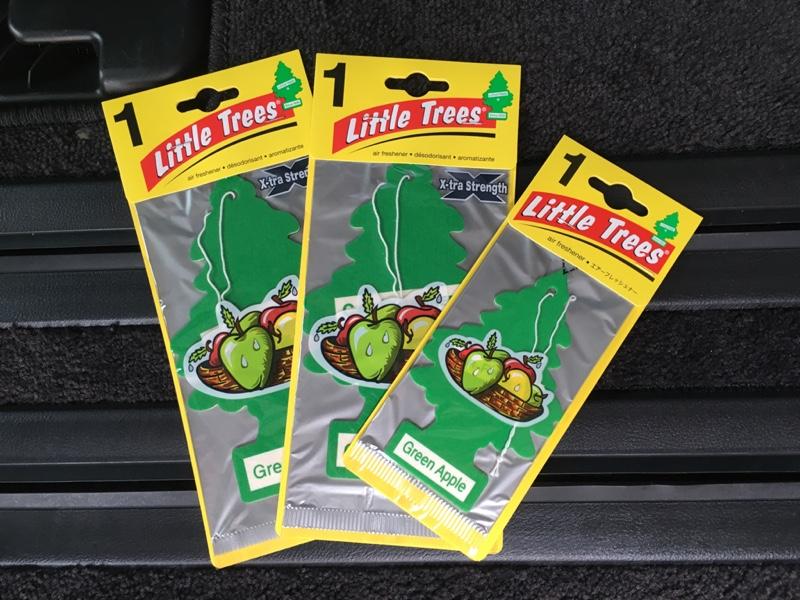 LITTLE TREE リトルツリー グリーンアップル