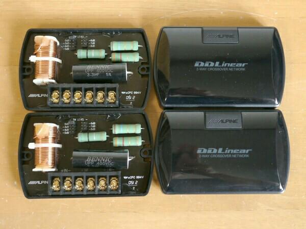 ALPINE DLX-F17S専用ネットワーク