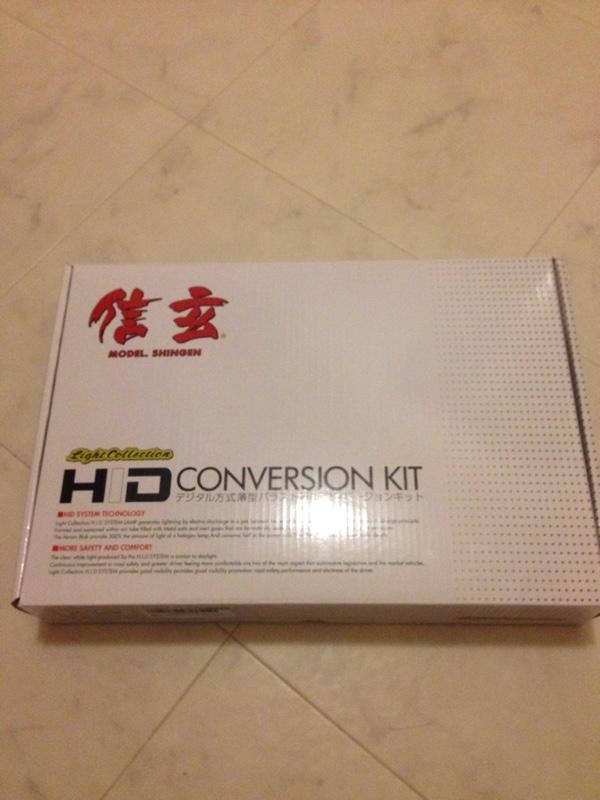 ライトコレクション HID HB4 35W 6000K