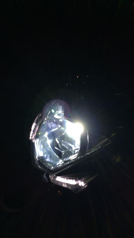 不明 LED ヘッドライト 6000K