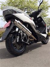シグナスX SRSP忠男 ピュアスポーツ Rの全体画像