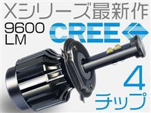 NSR250RSE光商事(株)  H4 LED ヘッドライトの単体画像