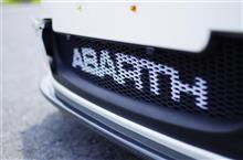 アバルト・500 (ハッチバック)ワンオフ ABARTH グリルの単体画像