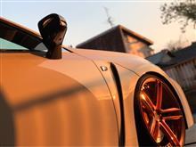 GS FBrixton Forged Wheel R25 DUO SERIESの全体画像