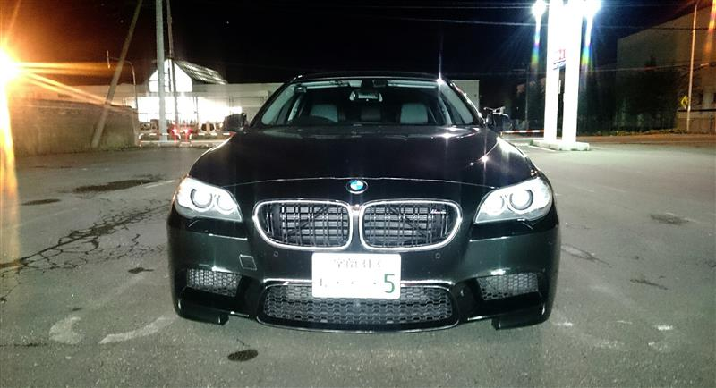 BMW(純正) M5フロントバンパー
