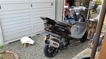 JOG ZR Evolution (エボリューション)ヴェガ スポーツ スポーツマフラーの単体画像
