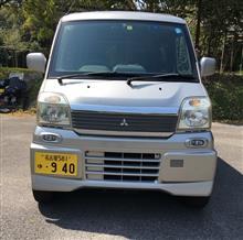 タウンボックス三菱自動車(純正) メッキグリルの単体画像