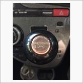 TRD / トヨタテクノクラフト シフトノブ(樹脂製) ブラック / MS204-00002 (33504-SP020-20)