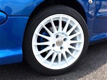 206CC (カブリオレ)O・Z / O・Z Racing SUPERTURISMO WRCの単体画像