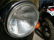 CB1100EXホンダ(純正) CB1000用ヘッドライトの単体画像