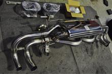 ガヤルド (クーペ)Power Craft ハイブリッドエキゾーストマフラーシステムの単体画像