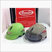 Andes HELMETS ヘルメット