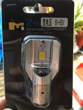 リヴァティーM2s Motercyele LED Headlightの単体画像