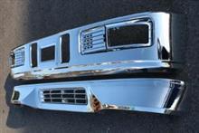 スーパーグレート社外 ハーフスポイラーの単体画像