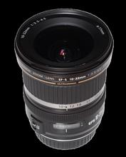 EF-S10-22mm F3.5-4.5 USM