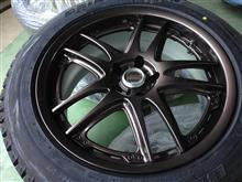 ムラーノRAYS VOLK RACING VOLK RACING GT-Vの単体画像