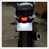 キジマ LEDスモークテールランプ